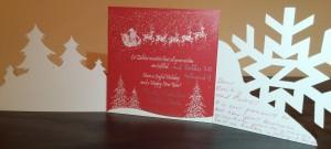 Zabbix postcard Christmas 2015