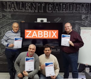 Quadrata Zabbix Certified Professional 2016