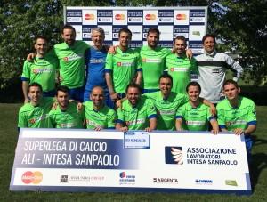 IntesaSanpaolo Soccer Club Quadrata 2016