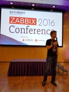Zabbix Conf 2016 - Alexei Vladishev