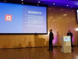 Zabbix Conf 2016 - Quadrata talk