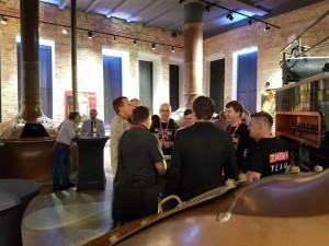 Zabbix Conf 2016 - Museo della Birra